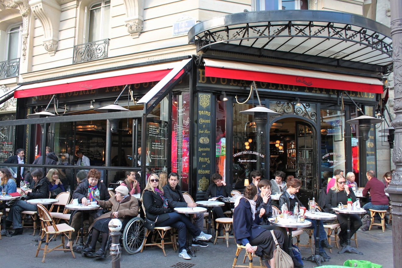 Bar Terrasse Paris Café Charlot Bars And Pubs In Le Marais Paris