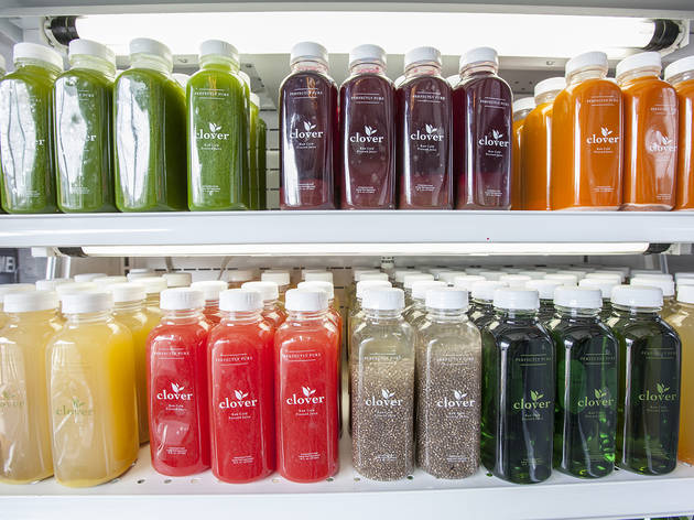 Best juice bars in Los Angeles for juices and smoothies