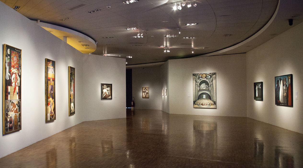 Museo De Arte Moderno In Mexico City 10 Best Museums In Mexico City You Need To Visit Right Now