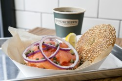 Small Of Best Bagel And Coffee