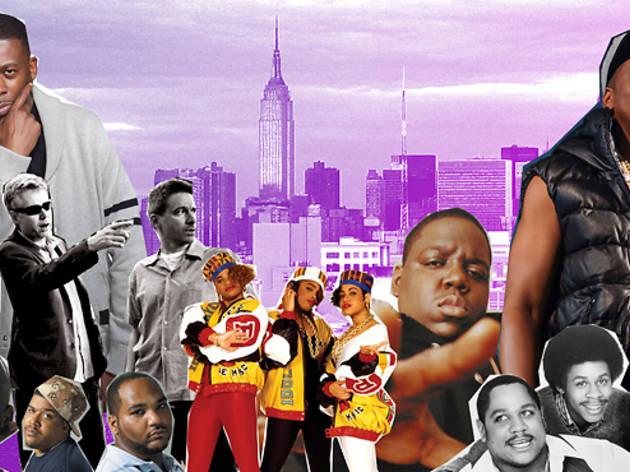Best New York hip-hop The 50 greatest NYC hip-hop artists