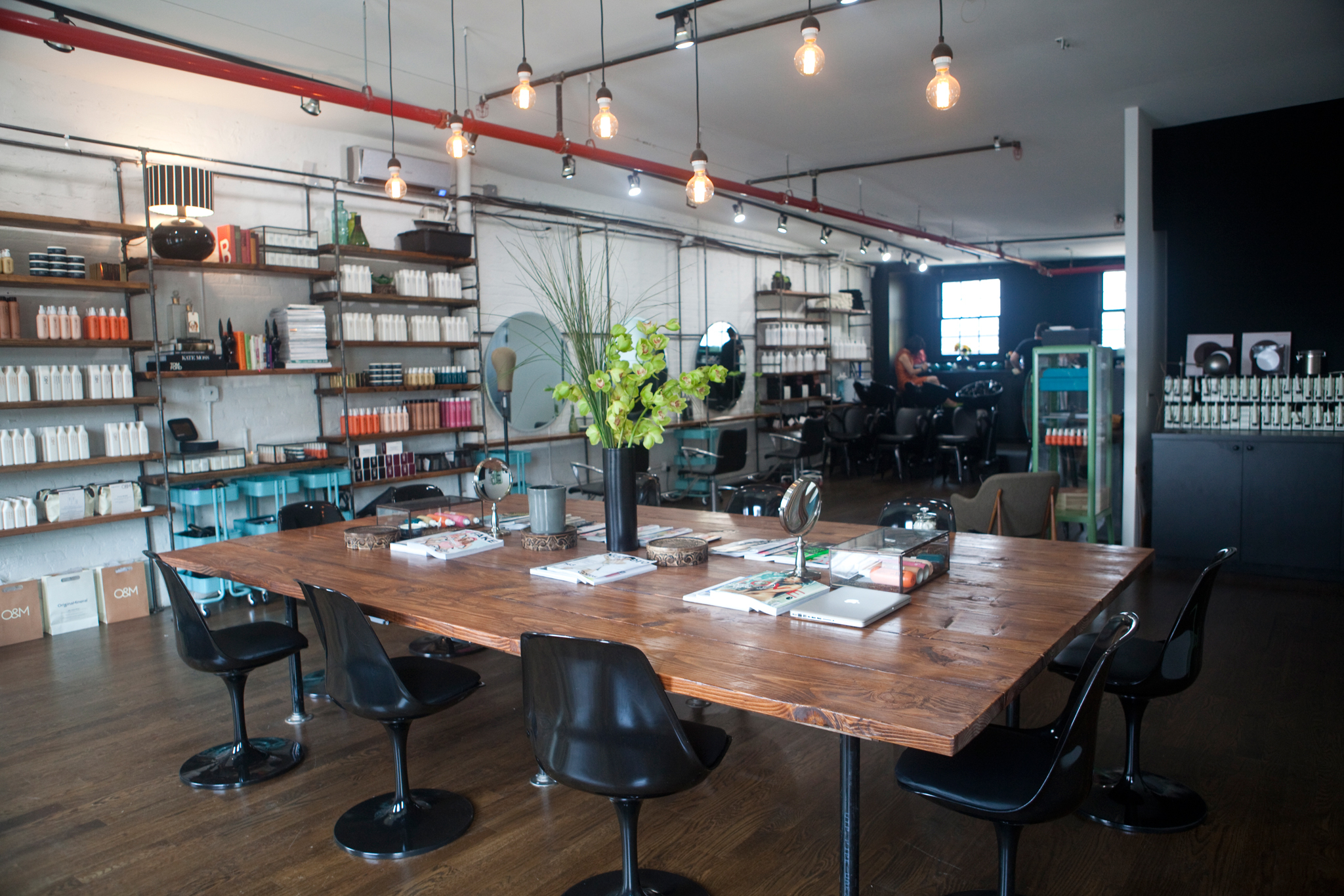 Original Salon O M Nyc Health And Beauty In Meatpacking District New York