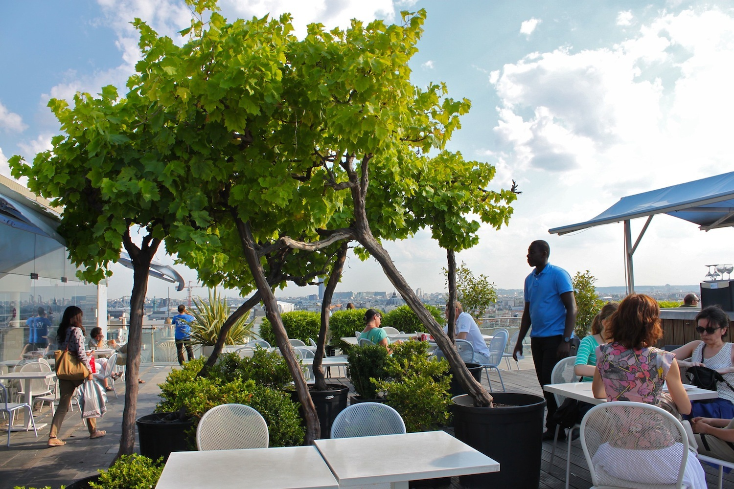Bar Für Terrasse Terrasse Du Printemps Bars à Chaussée D Antin Paris