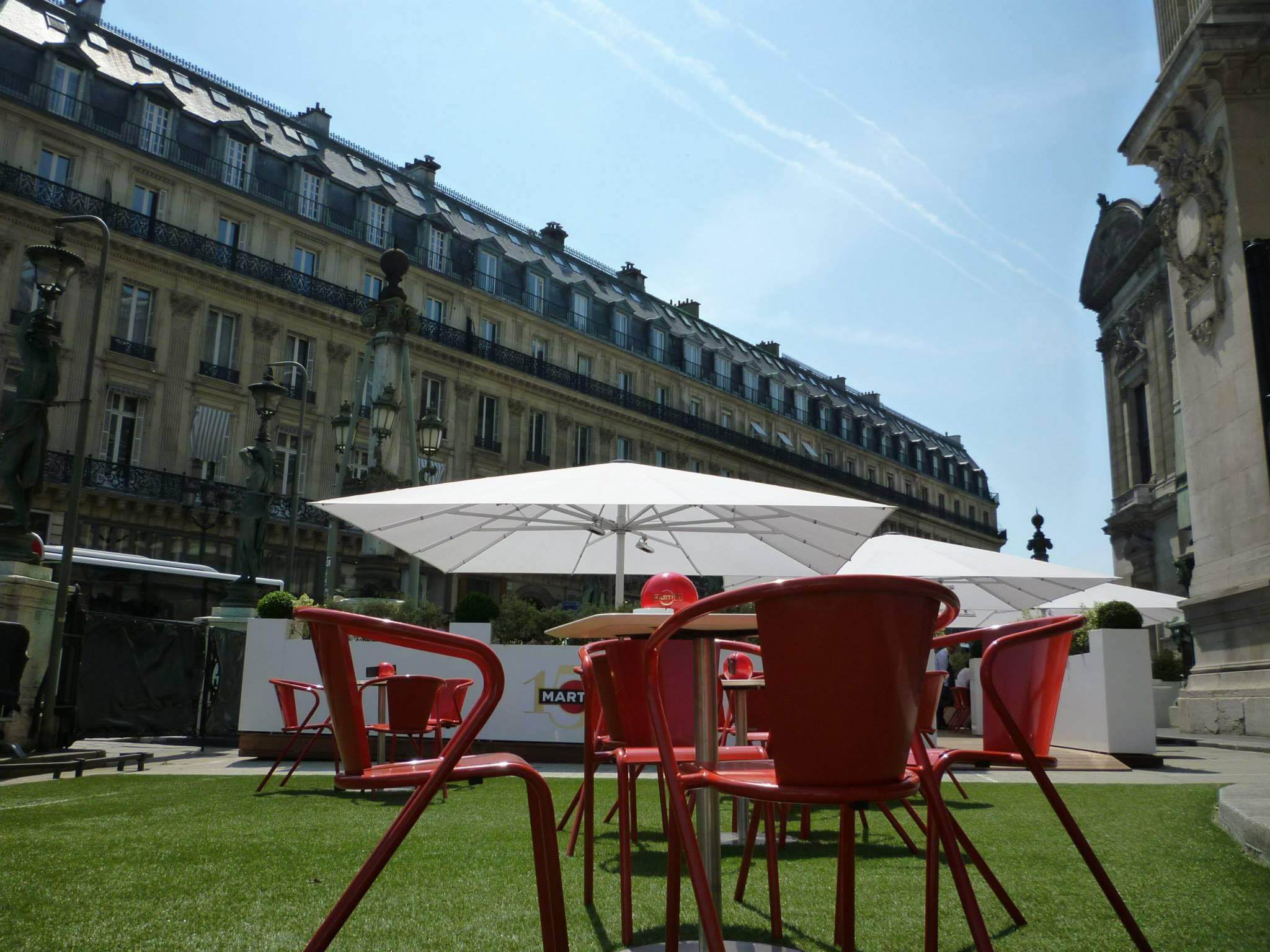 Terrasse Opera The Best Outdoor Bars In Paris – Time Out Paris