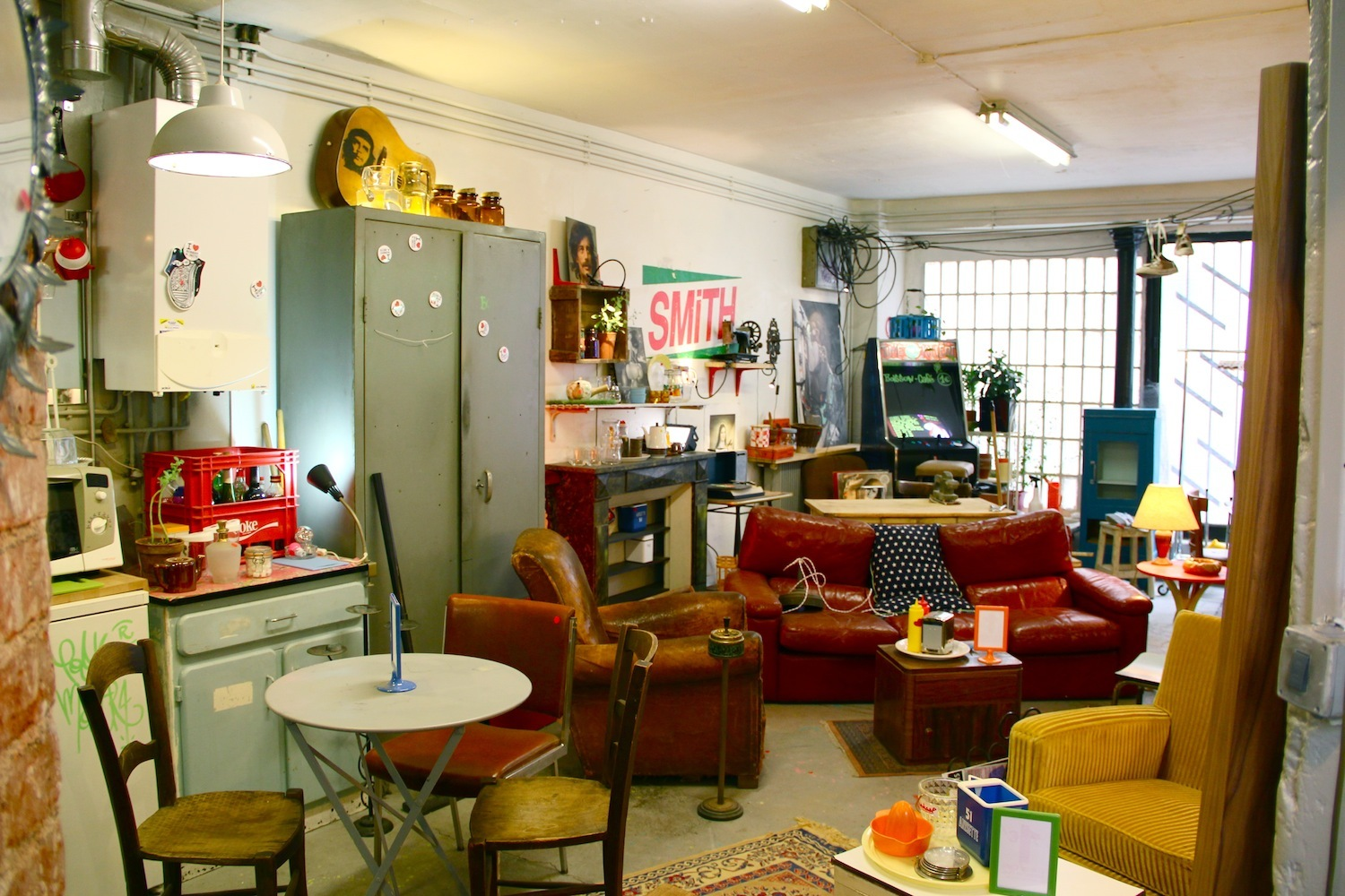 Magasin Meuble Vintage Paris Mobilier Vintage Adresses Meubles Vintage Paris Shopping