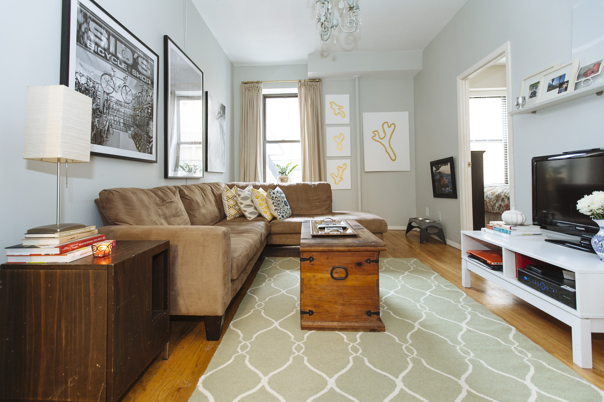 Small Nyc Apartment Design Get Interior Design Ideas From These New York Apartments