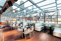 IO Urban Rooftop Lounge | Restaurants in River North, Chicago