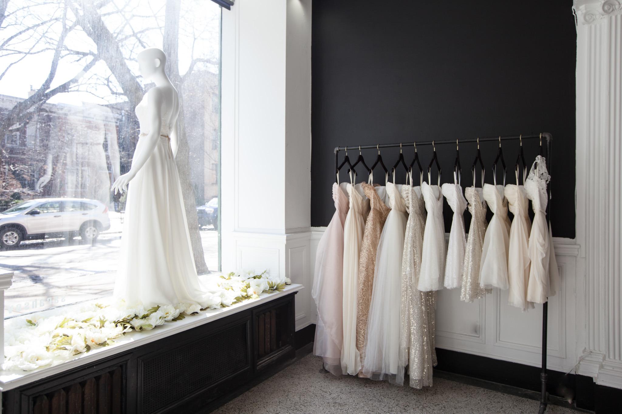 bridal shops in chicago for the perfect wedding dress wedding dresses websites Sarah Seven Bridal Salon