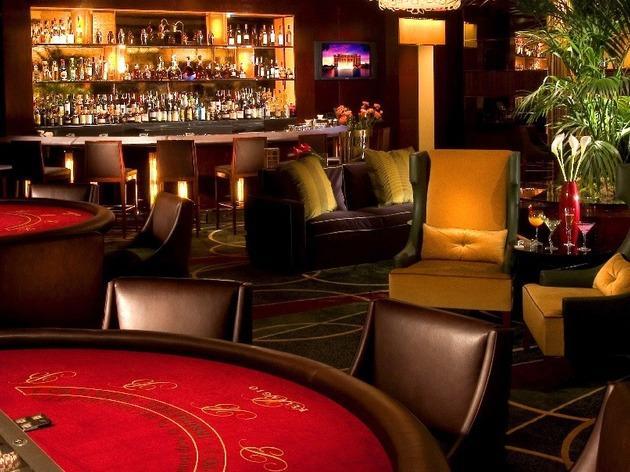Bellagio casino Nightlife in The Strip, Las Vegas