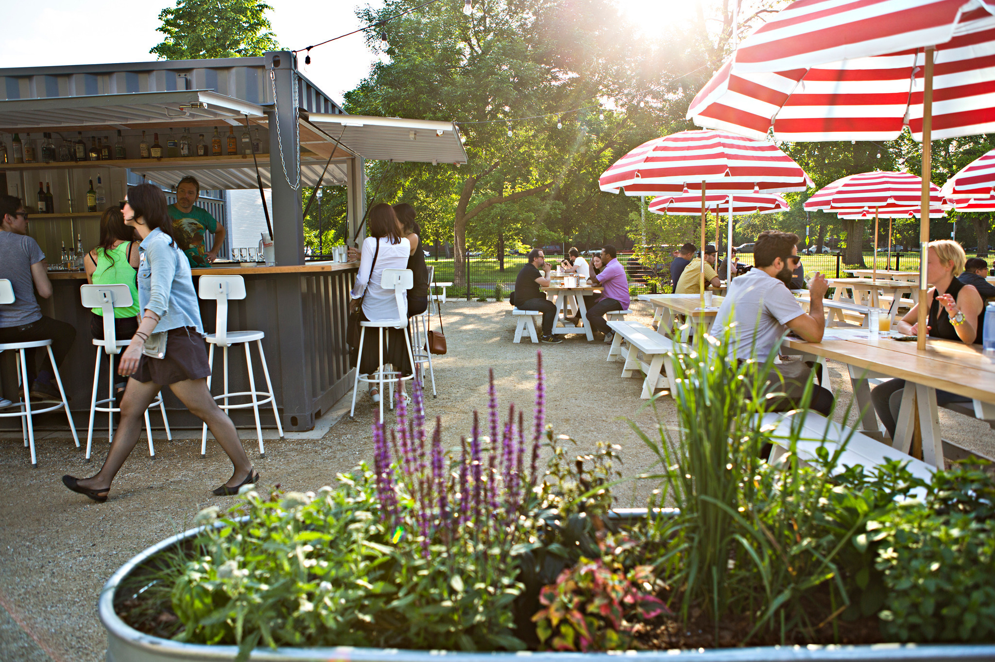 Coffee Shop With Garden Near Me 19 Best Outdoor Restaurants Patios And Cafes In Chicago