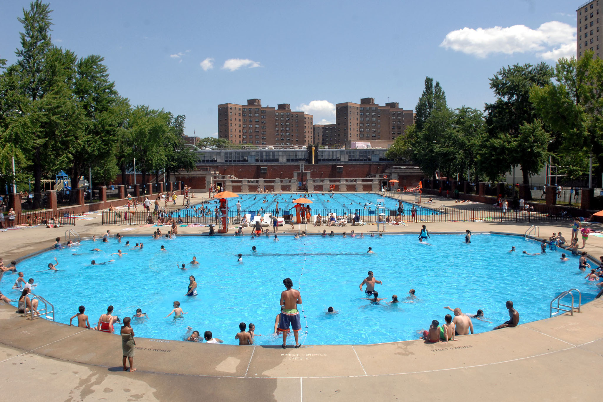 Zwembad Does 12 Best Public Pools Nyc Has For Swimming In During The Summer