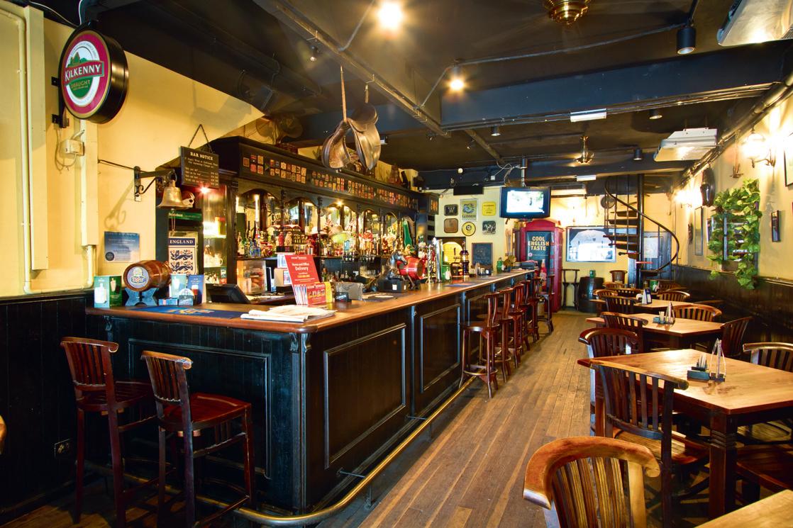 Bulldog English Pub Restaurant Bars And Pubs In