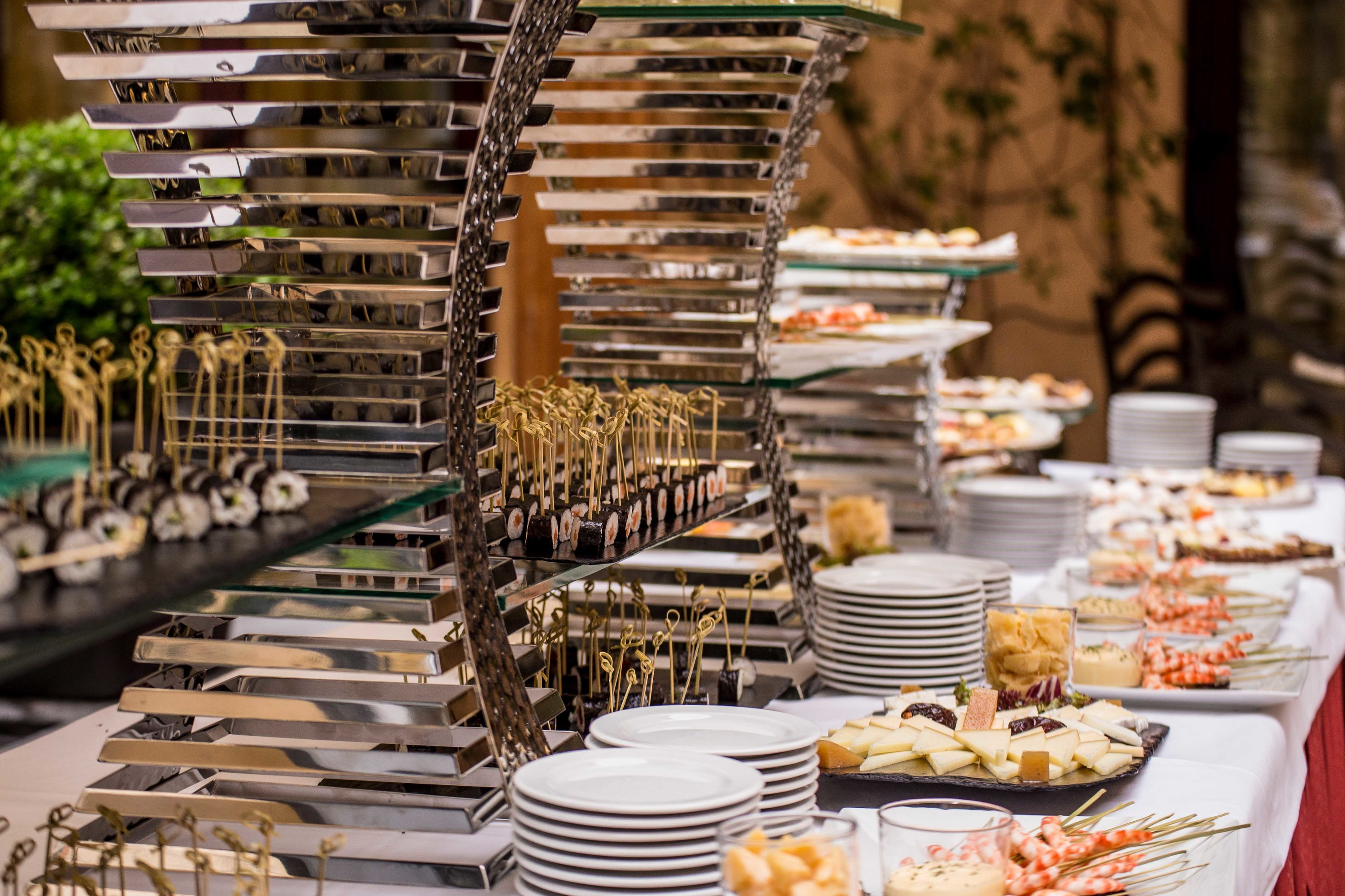 Buffet Libre Girona Brunch En El Hotel Intercontinental