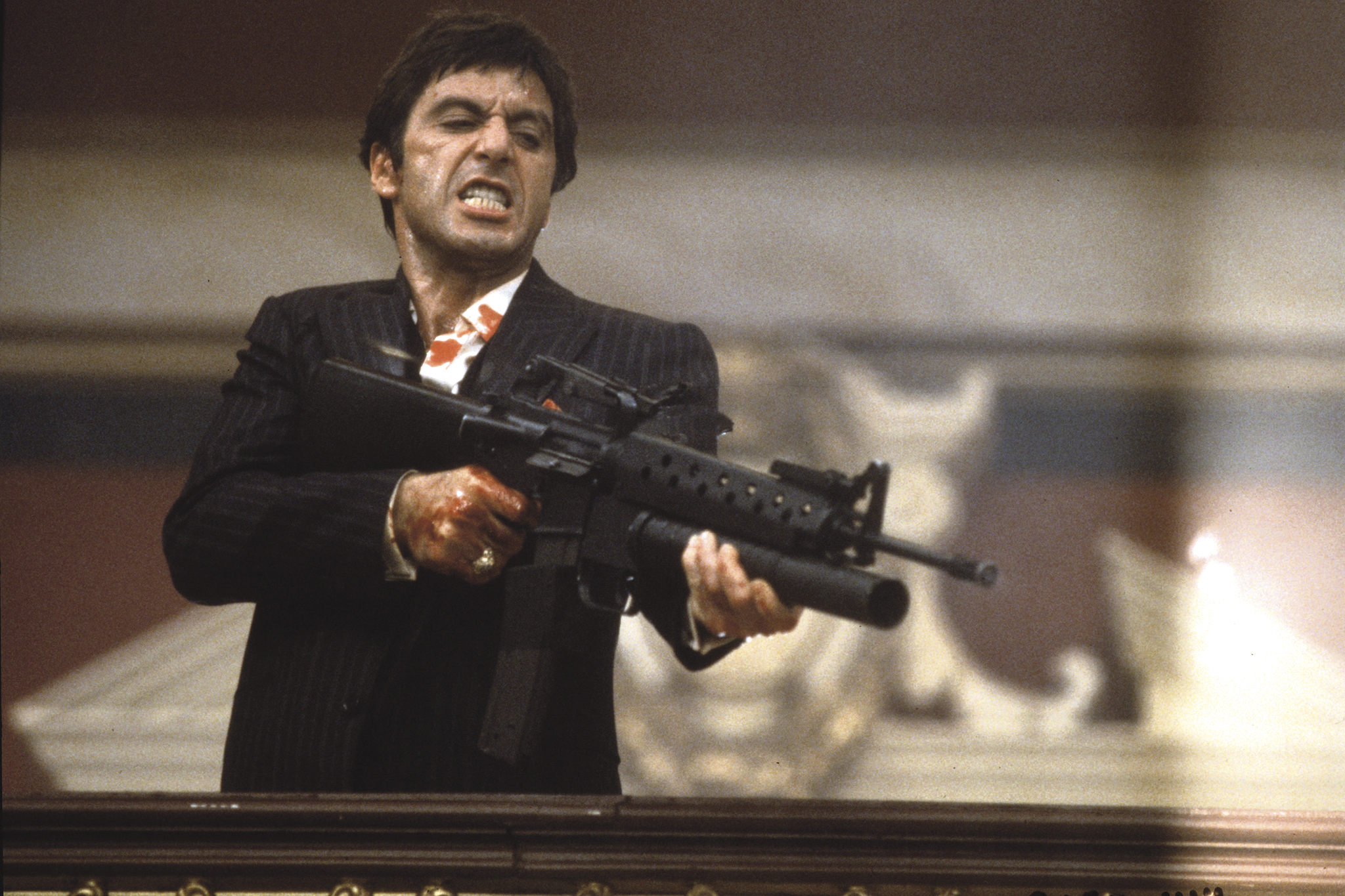 Glock Wallpaper Hd Scarface Directed By Brian De Palma Film Review