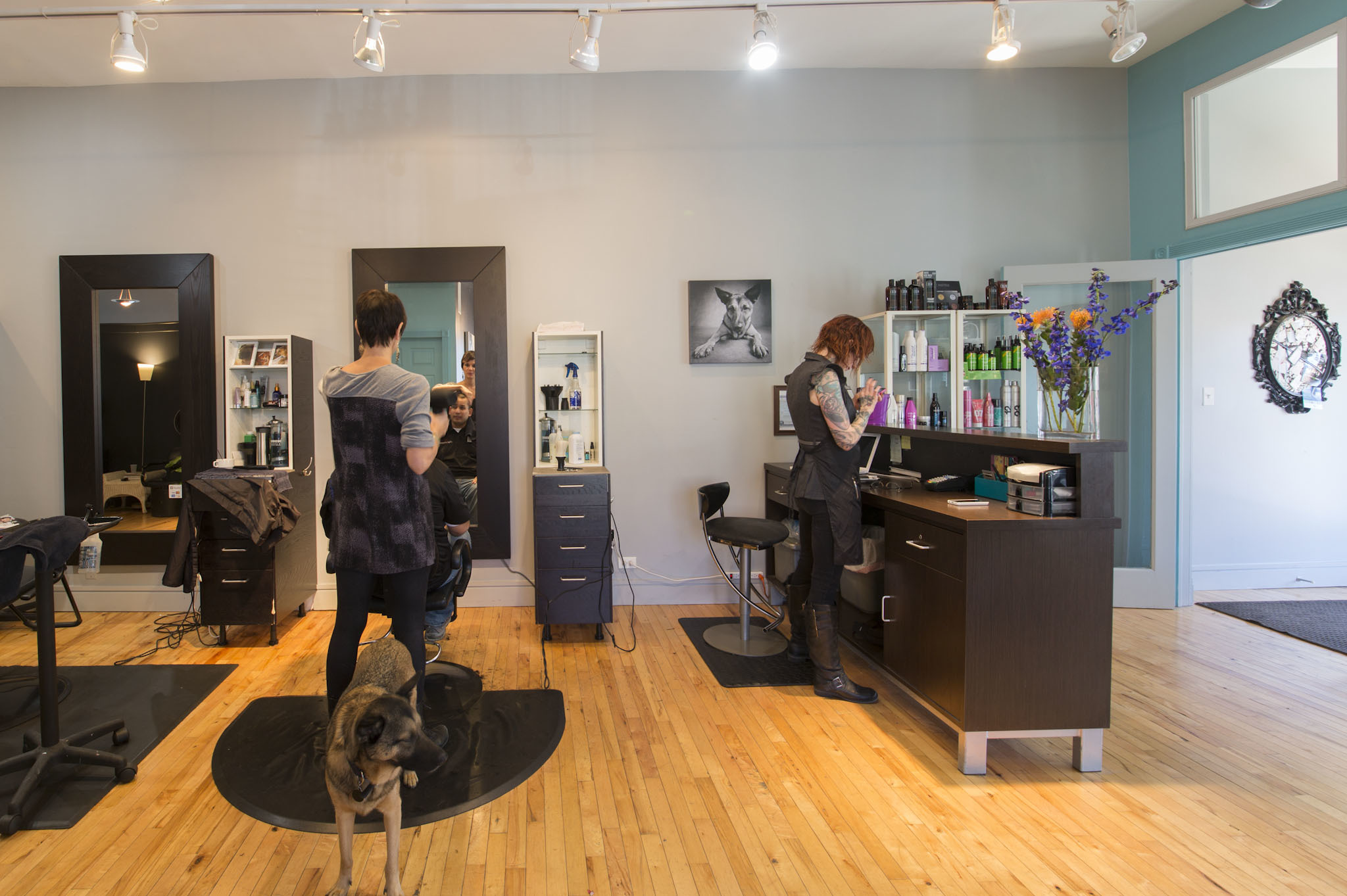 Best Hair Coloring Salons In Nyc | Baby Blond Highlights Archives ...