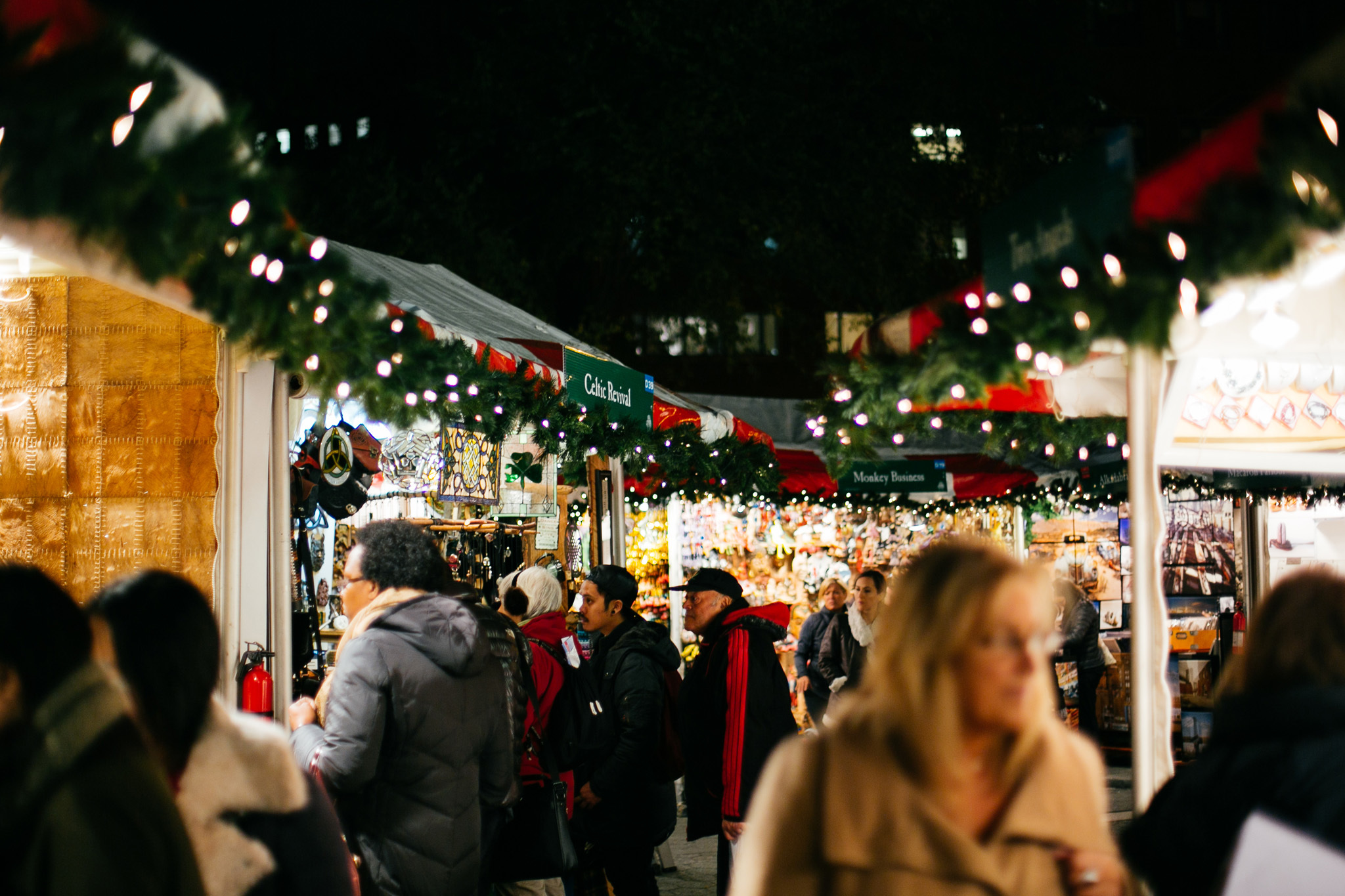 Diy Bank Holiday Offers Best Holiday Markets In Nyc For Shopping And Snacking