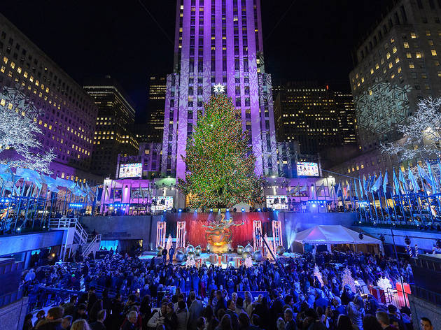 San Diego Wallpaper Hd Rockefeller Center Christmas Tree In Nyc Guide