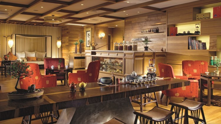 The best tea rooms in Singapore