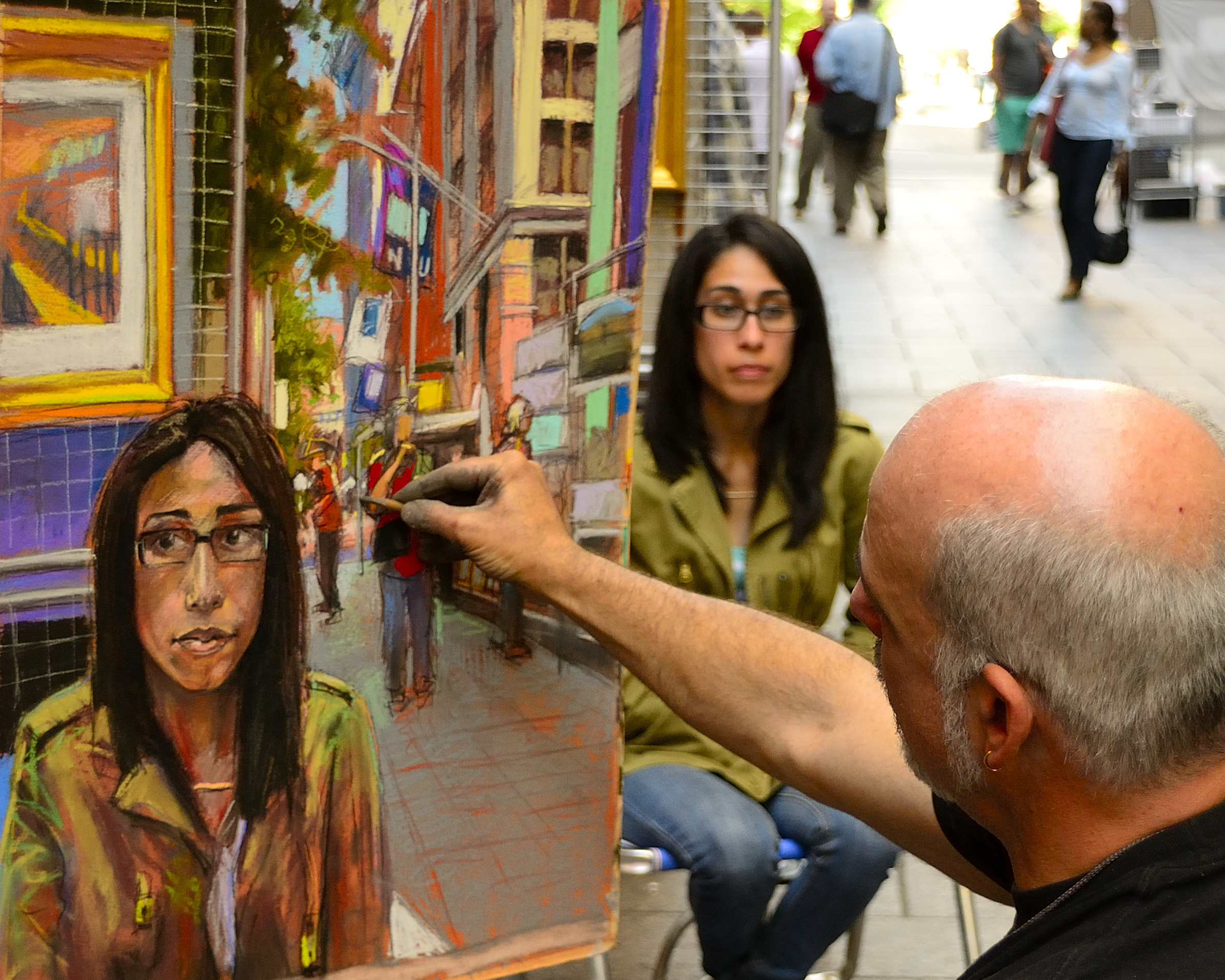 Tivoli Ny Street Painting Festival Best Nyc Events In May 2018 Including Festivals And More