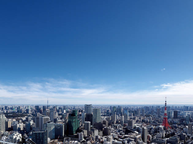 Entry10 Tokyo City View Attractions In Roppongi Tokyo