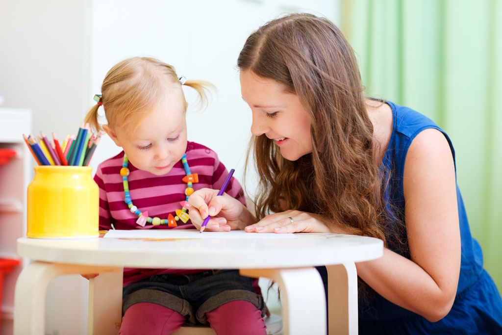 Babysitter services for families in New York City