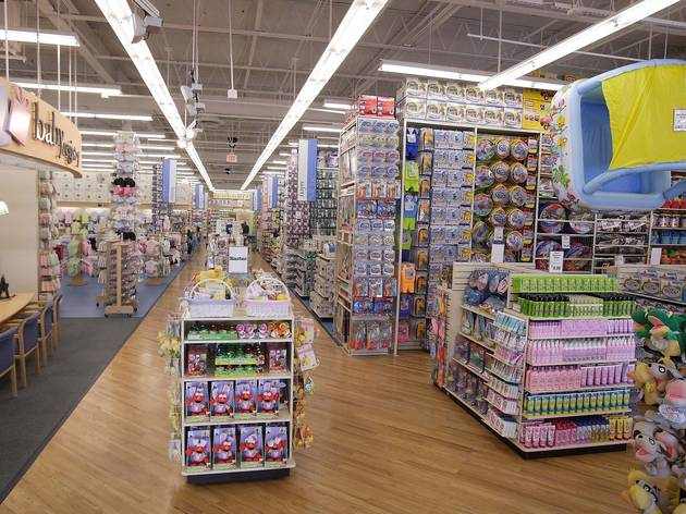 Buy Buy Baby Shopping in Chelsea, New York