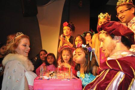 York Theater Birthday Parties