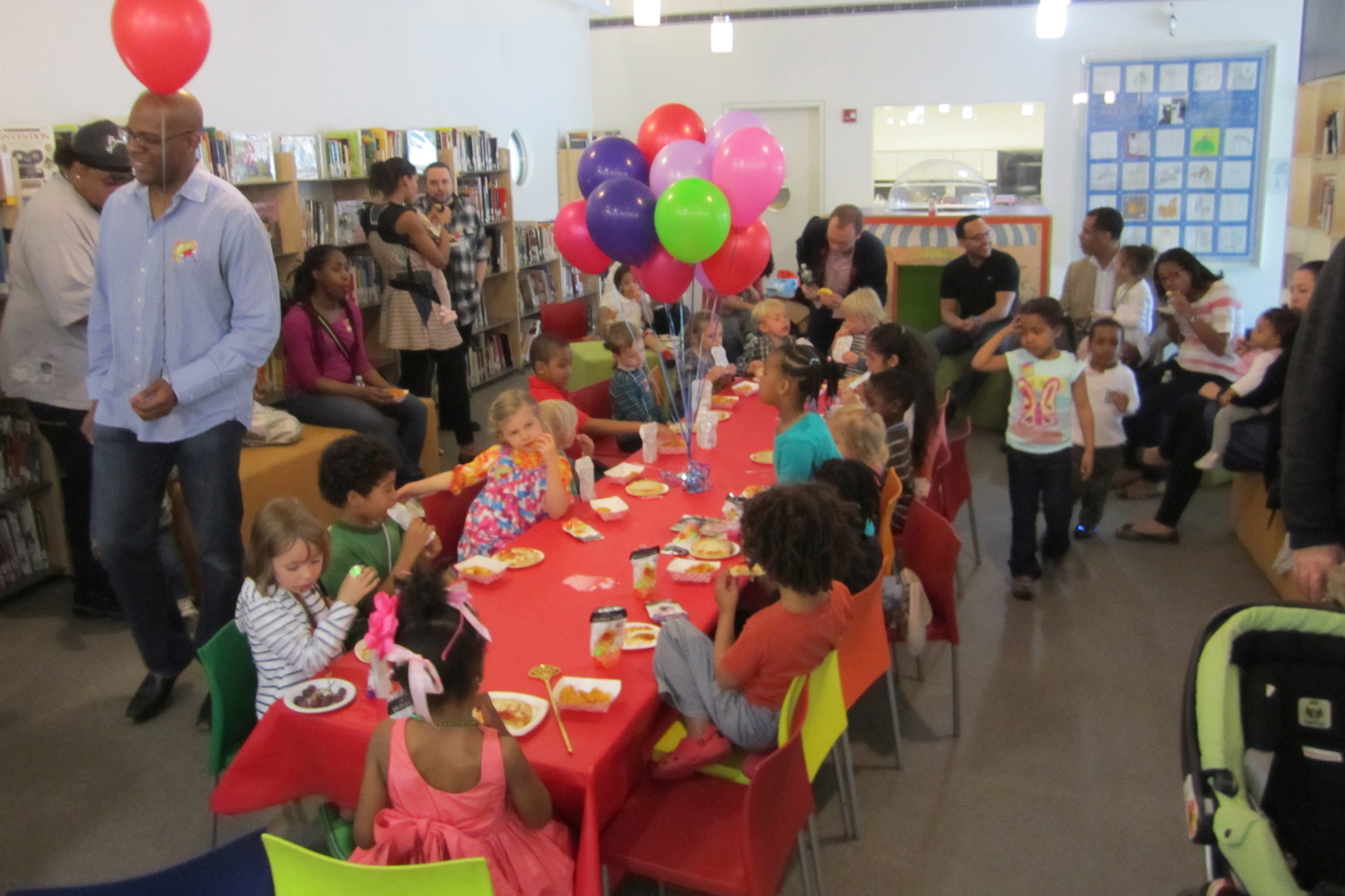 Brooklyn children s museum birthday parties