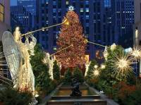 Rockefeller tree lighting guide in New York City
