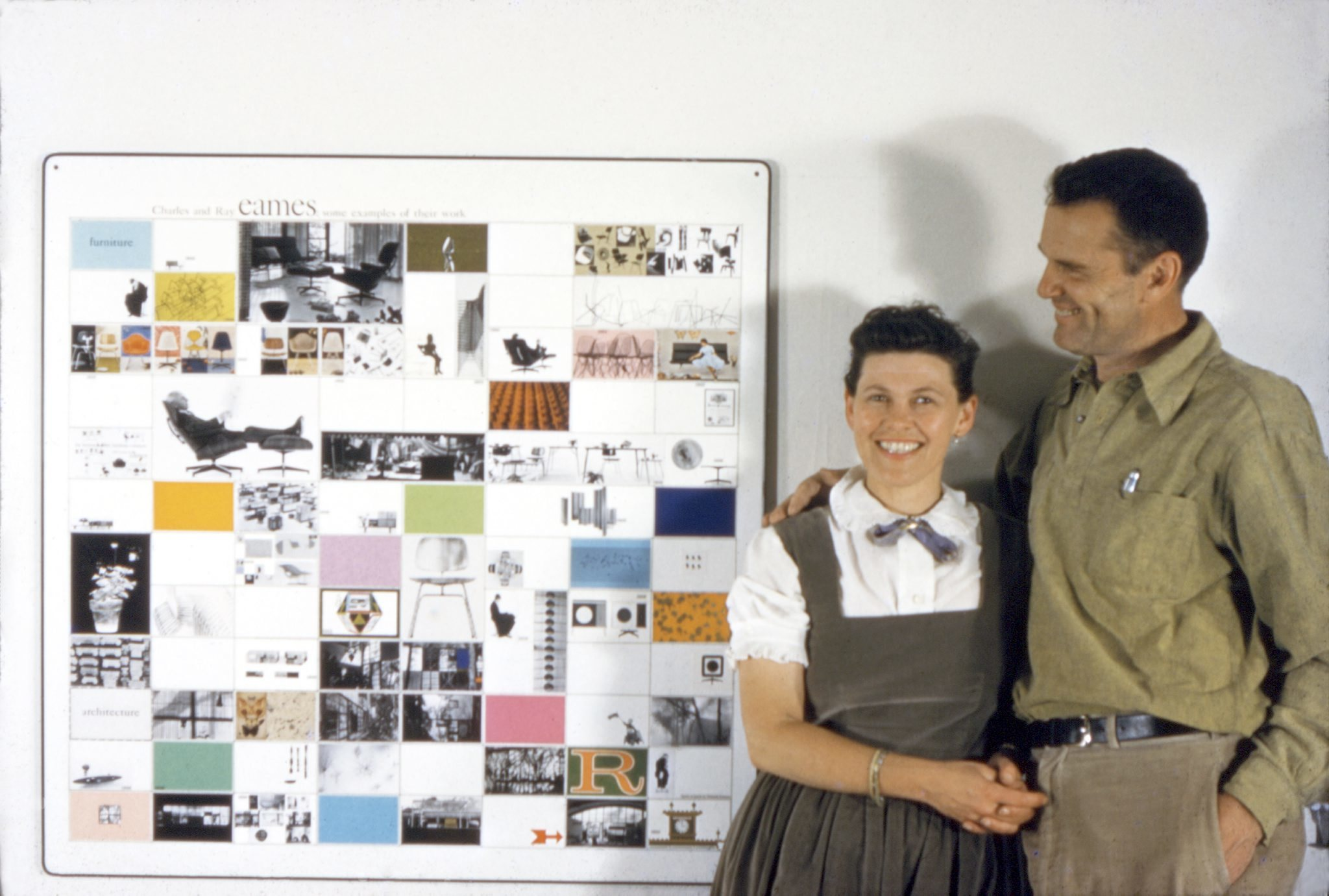 Charles Und Ray Eames The World Of Charles And Ray Eames Art In London