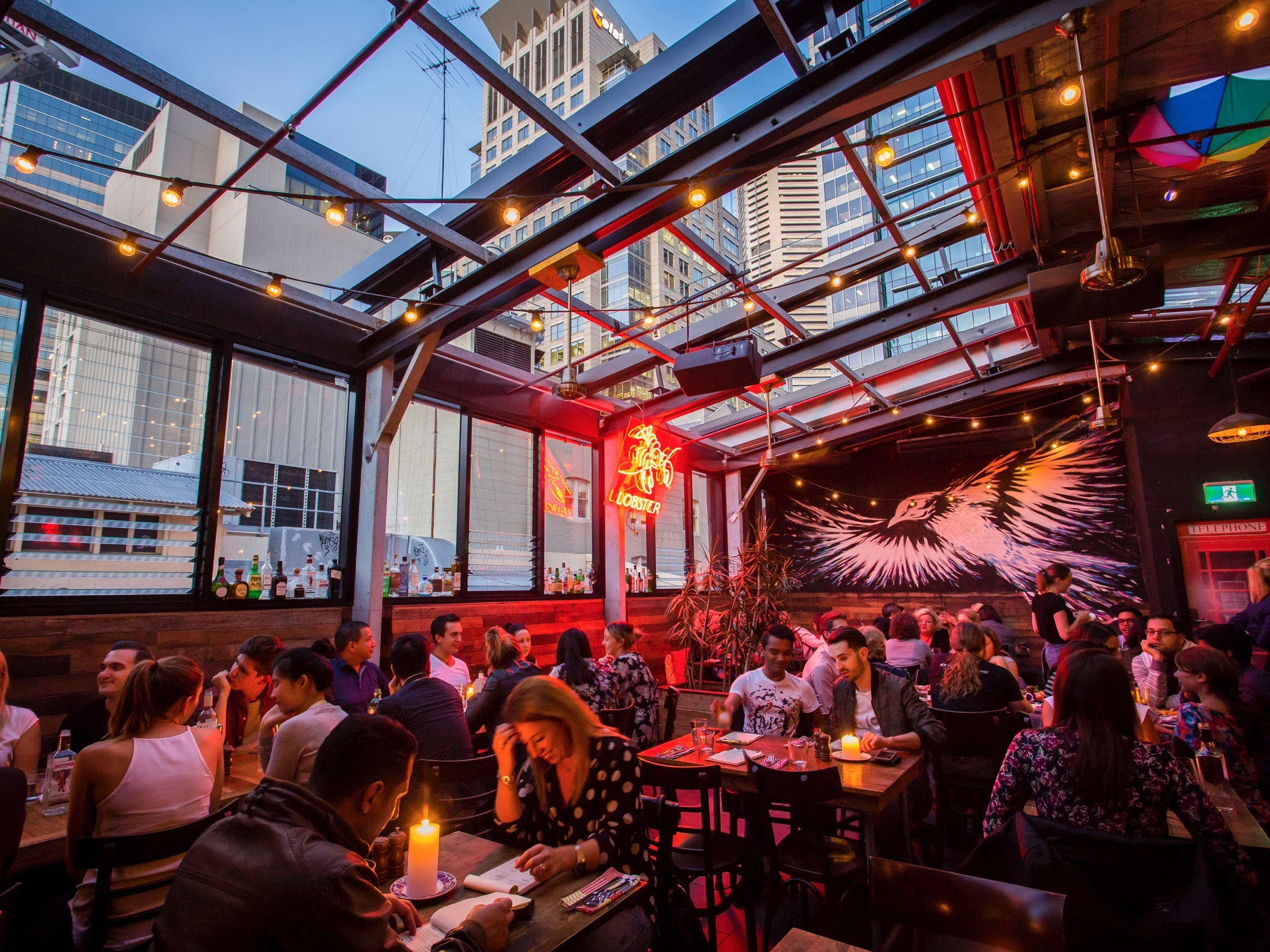 Sun Lounges Brisbane The Best Rooftop Bars In Sydney