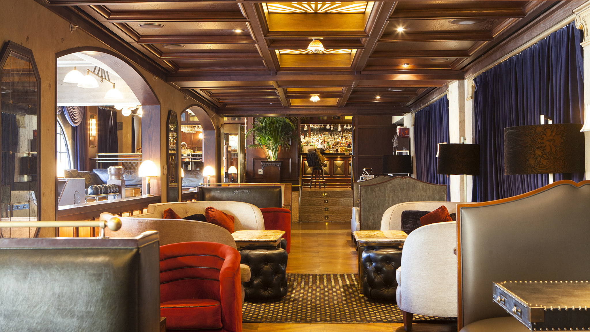 Hotel Lobby L A S Best Hotel Bars And Classiest Lobby Lounges