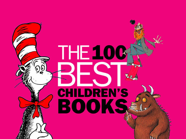 100 best children\u0027s books - a list of the very best books for kids