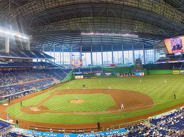 Marlins Park Things to do in East Little Havana, Miami