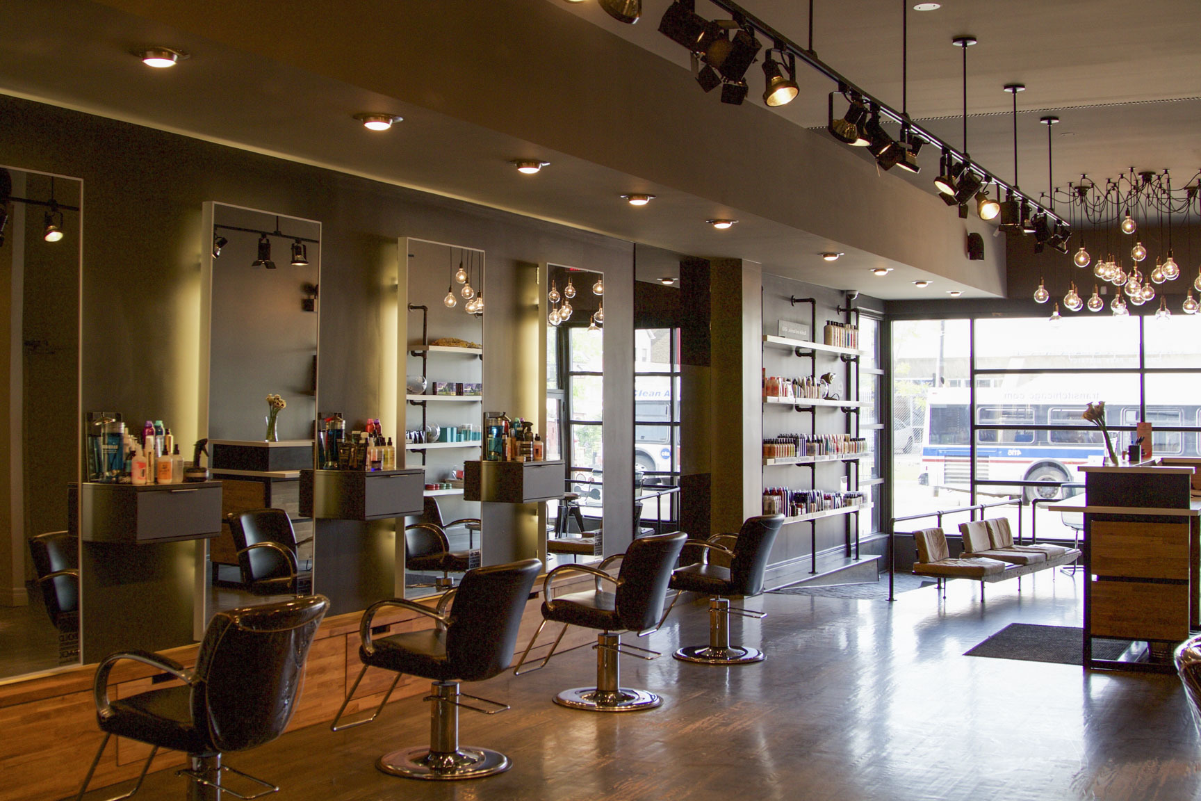 Salons Design Hair Salons In Chicago For Hair Cuts Color And Blowouts