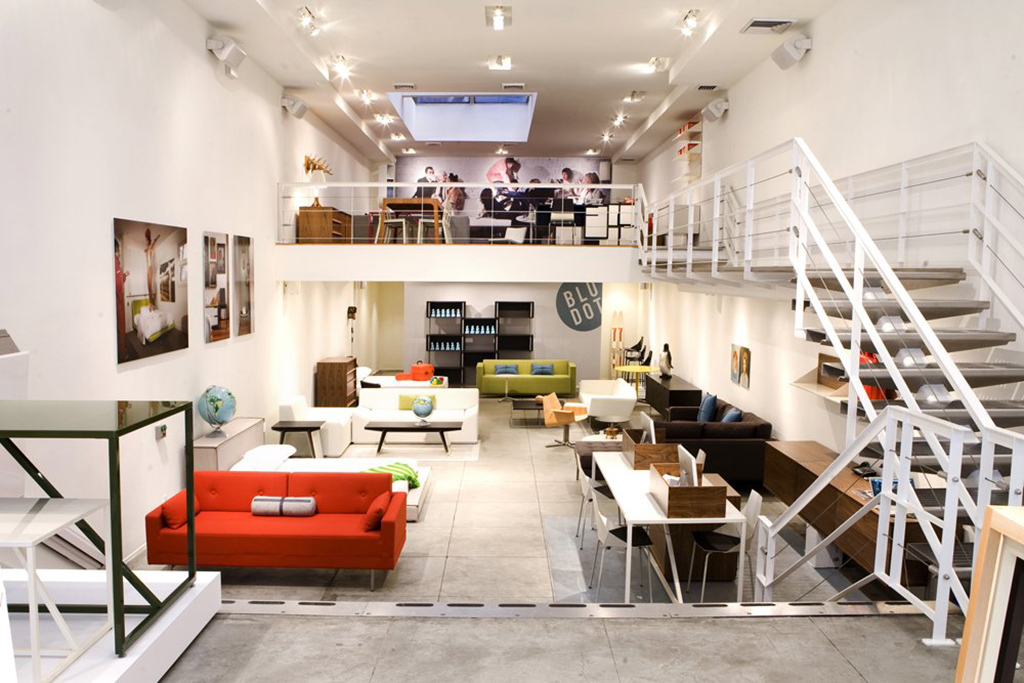 Best furniture stores in NYC for sofas, coffee tables and decor - home design store