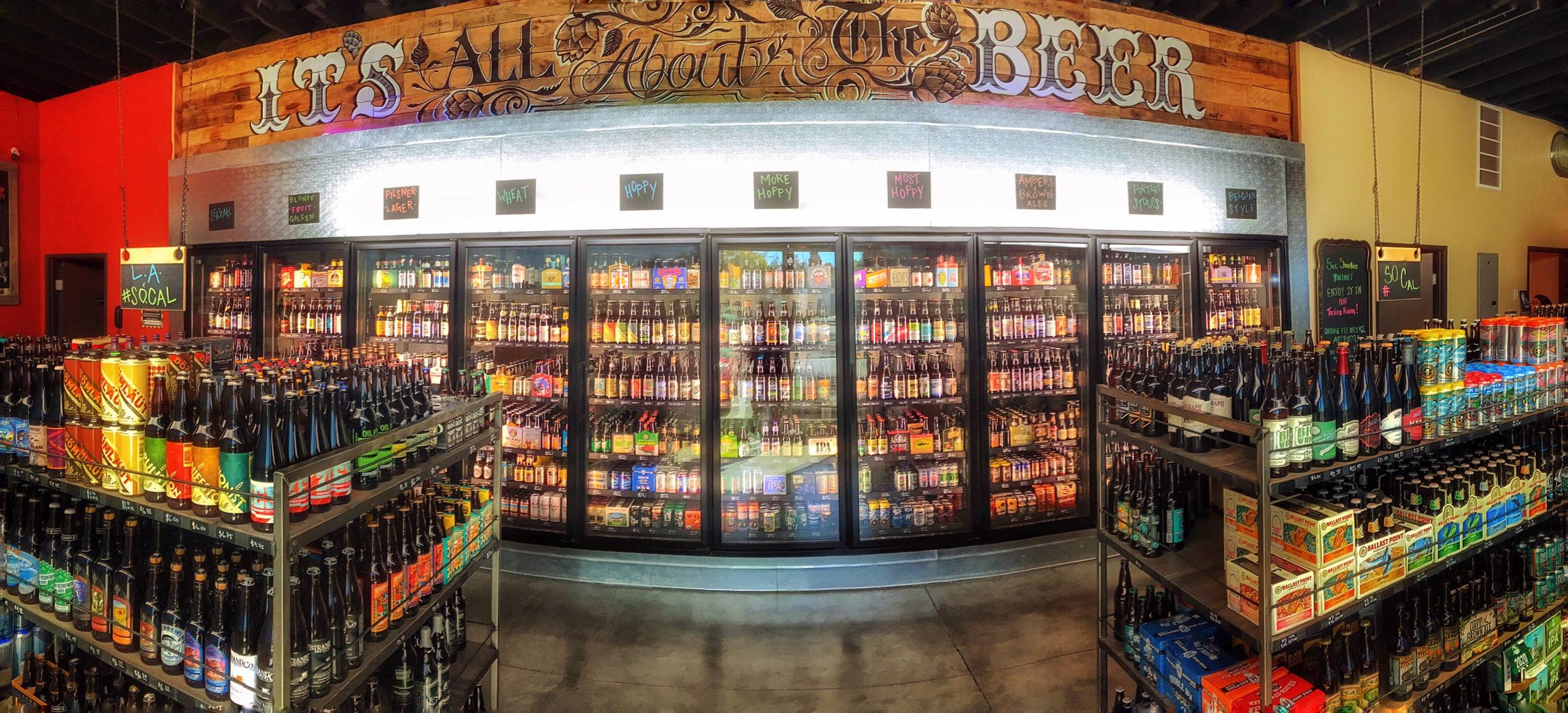 Beer Store Guide For Brew Lovers Across Los Angeles