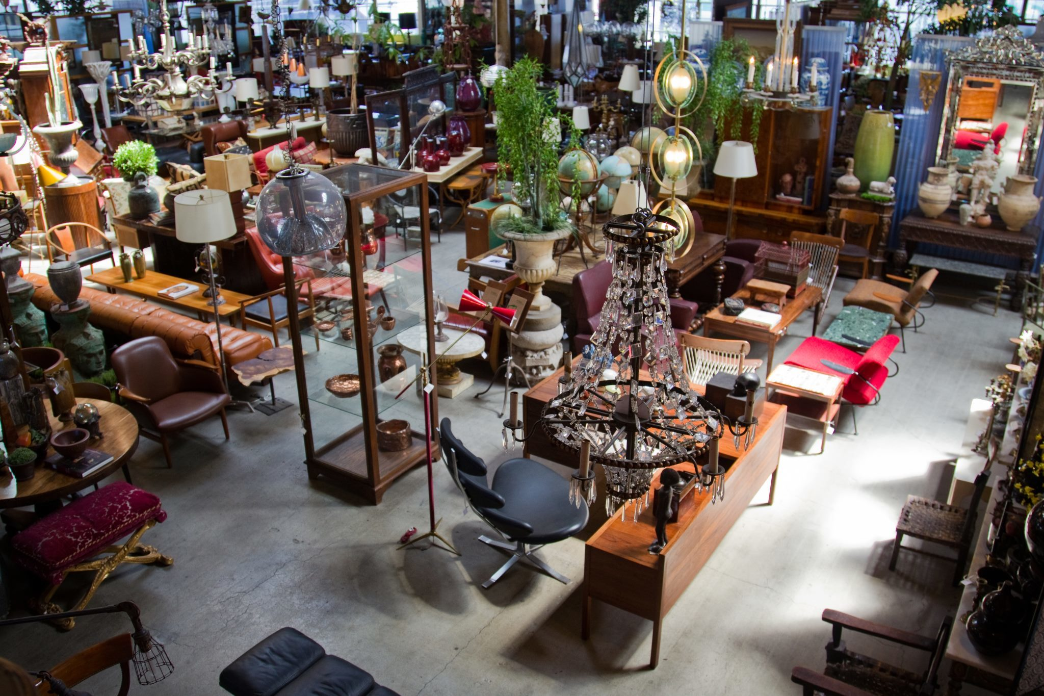Furniture Stores In Mass Best Antique Stores In Los Angeles For Hidden Gems