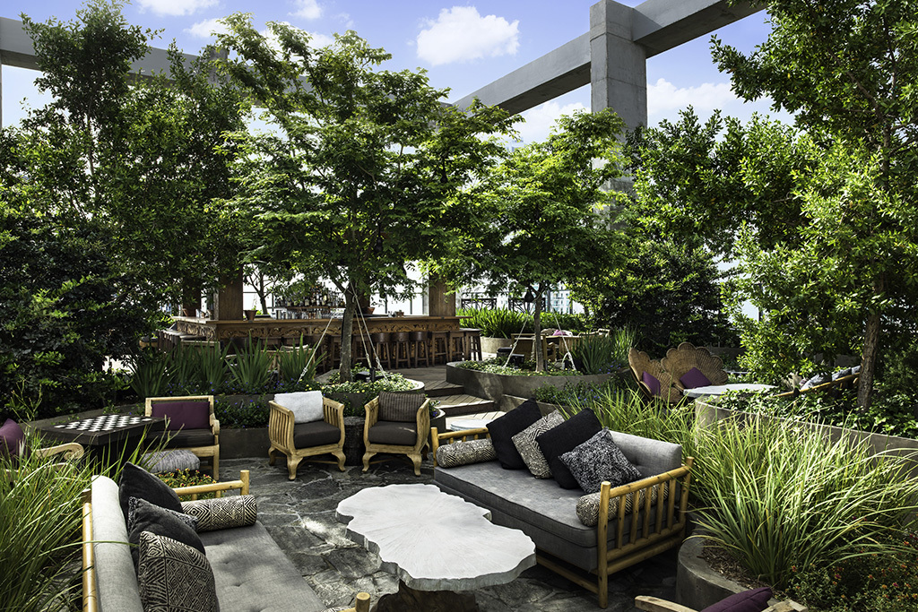 Hotel Intercontinental Porto Best Rooftop Bars In Miami From Poolside Spots To Outdoor
