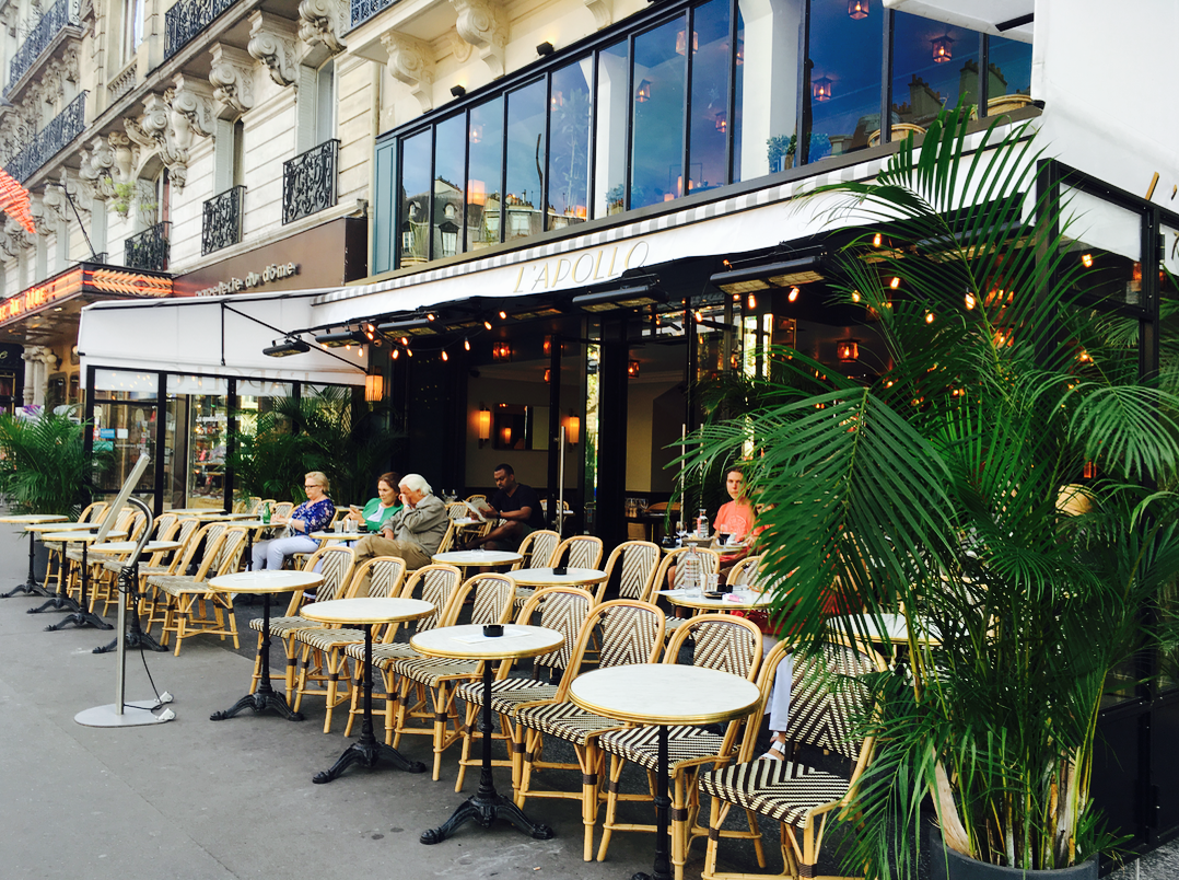 Bar Terrasse Montparnasse L Apollo Bars à Montparnasse Paris