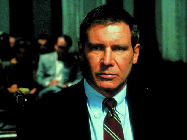Presumed Innocent, directed by Alan J Pakula Film review - movie presumed innocent