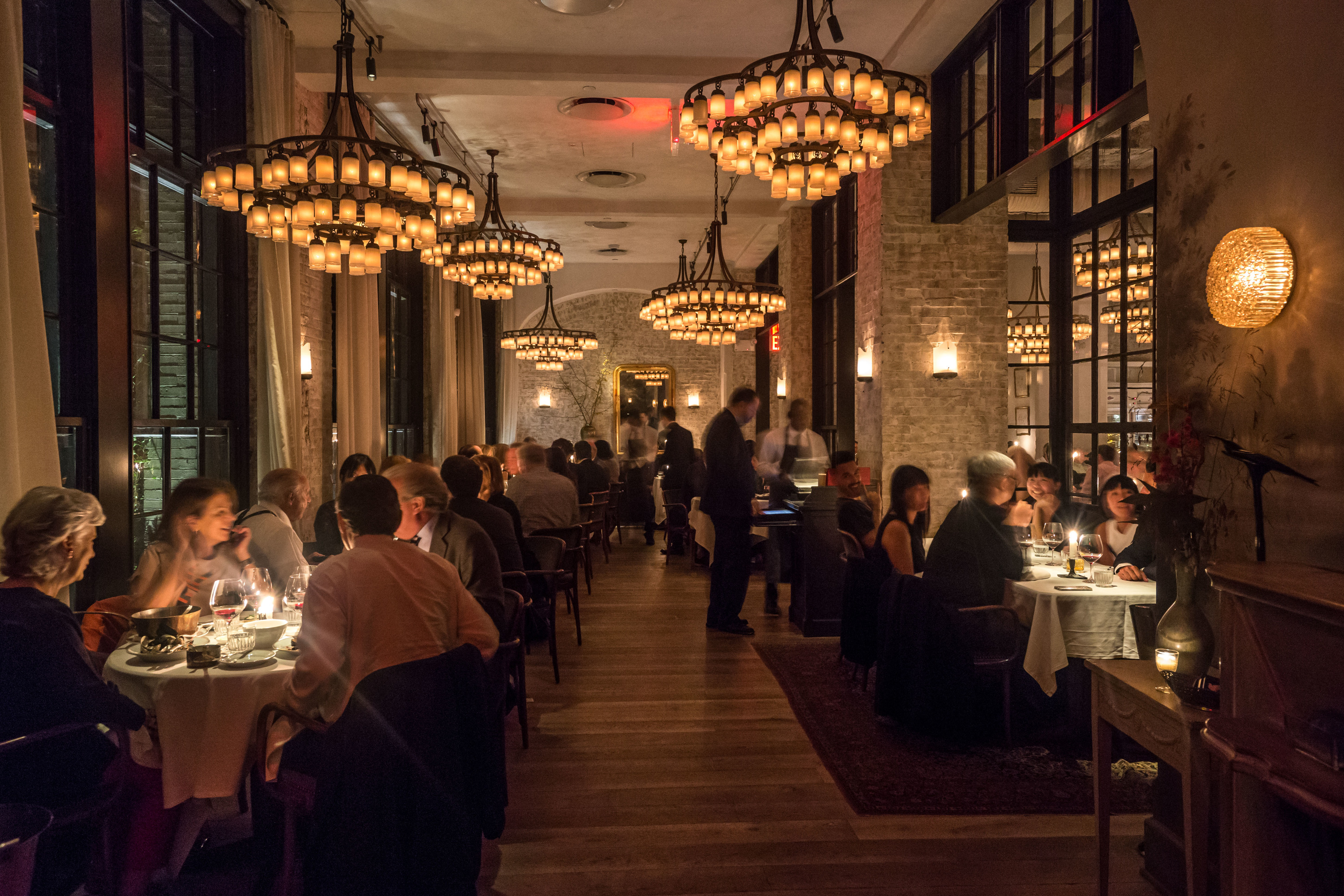 Restaurant A New York Best New Restaurants In Nyc Of 2016 From Aska To Lilia