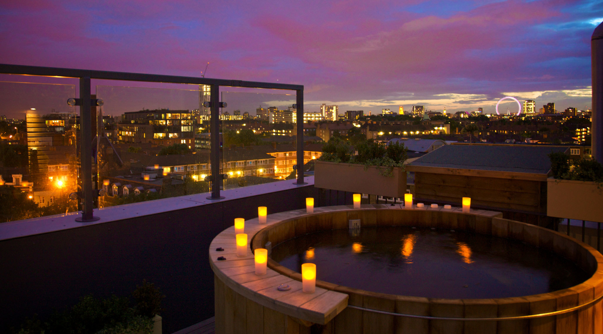 Jacuzzi Pool Hotel London Hotels With Jacuzzis And Hot Tubs Time Out London