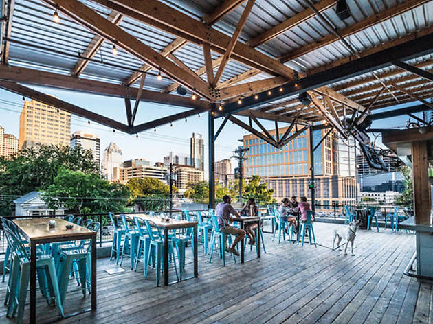 Rooftop Bars In Austin Texas