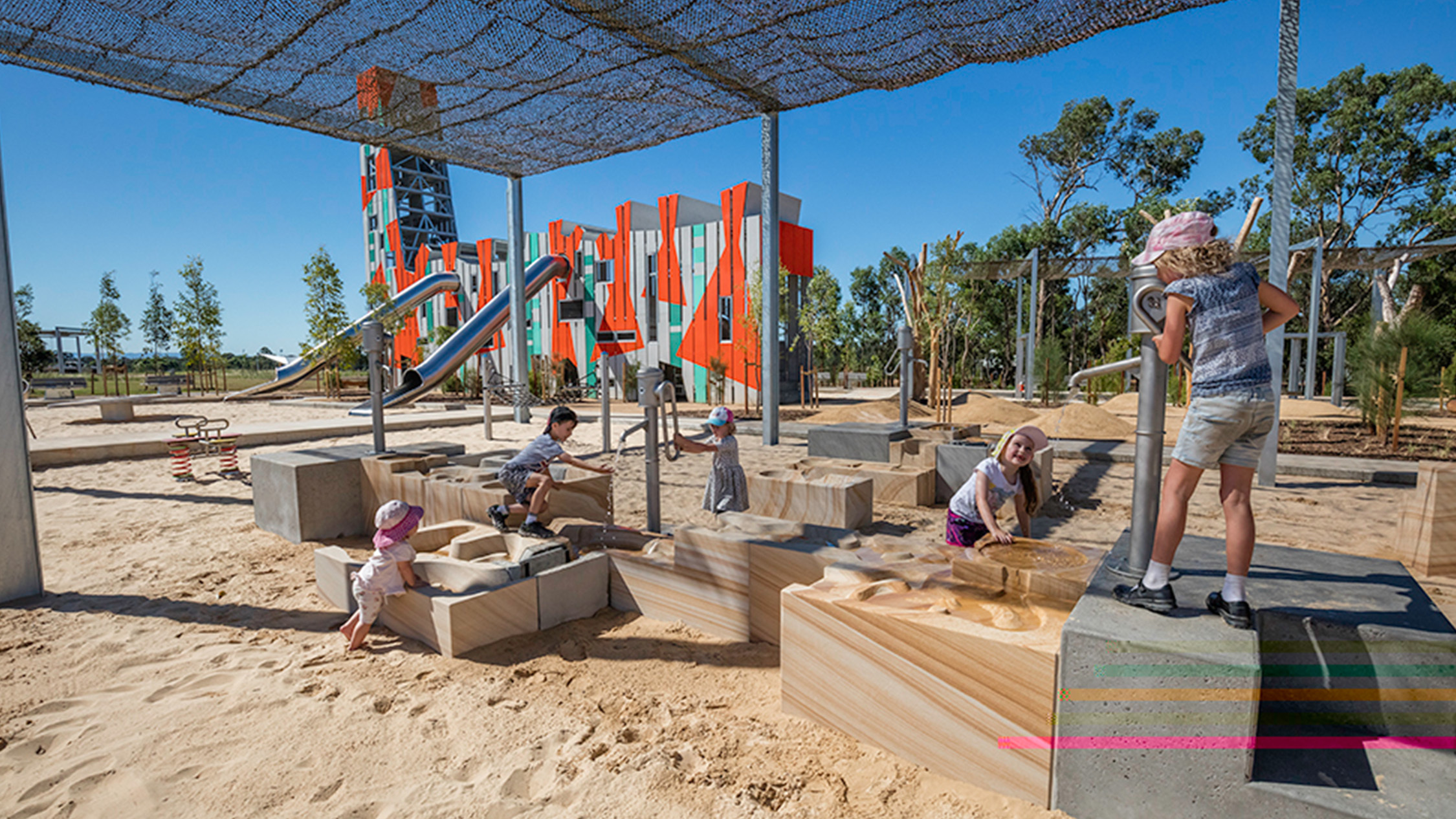 Big W Sand Pit The 15 Best Playgrounds In Sydney