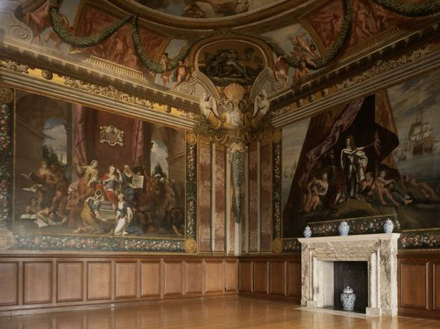 Hampton Court Palace Tickets Opening Times And General
