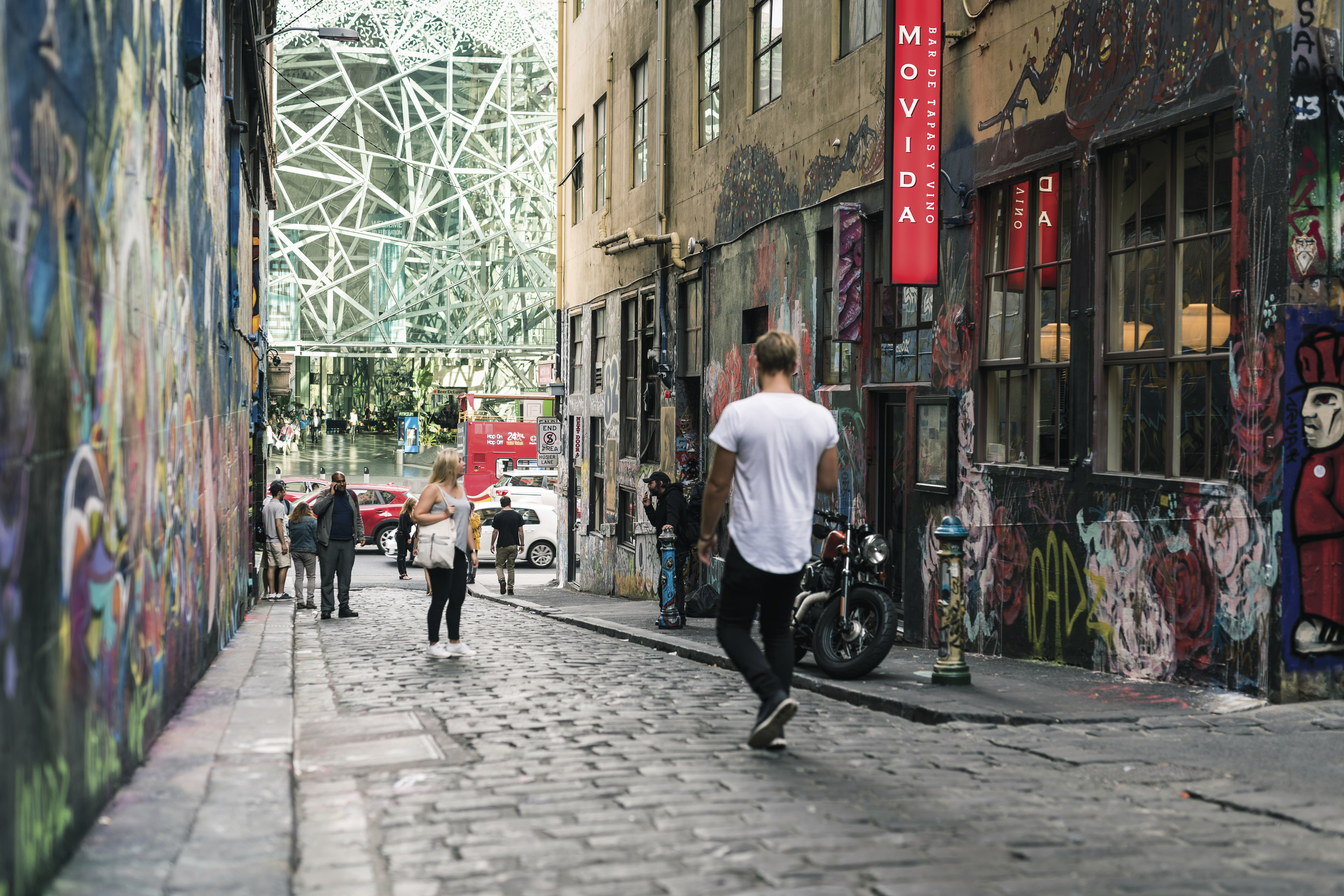 Best And Less Stores Melbourne The Best Laneways And Arcades In Melbourne