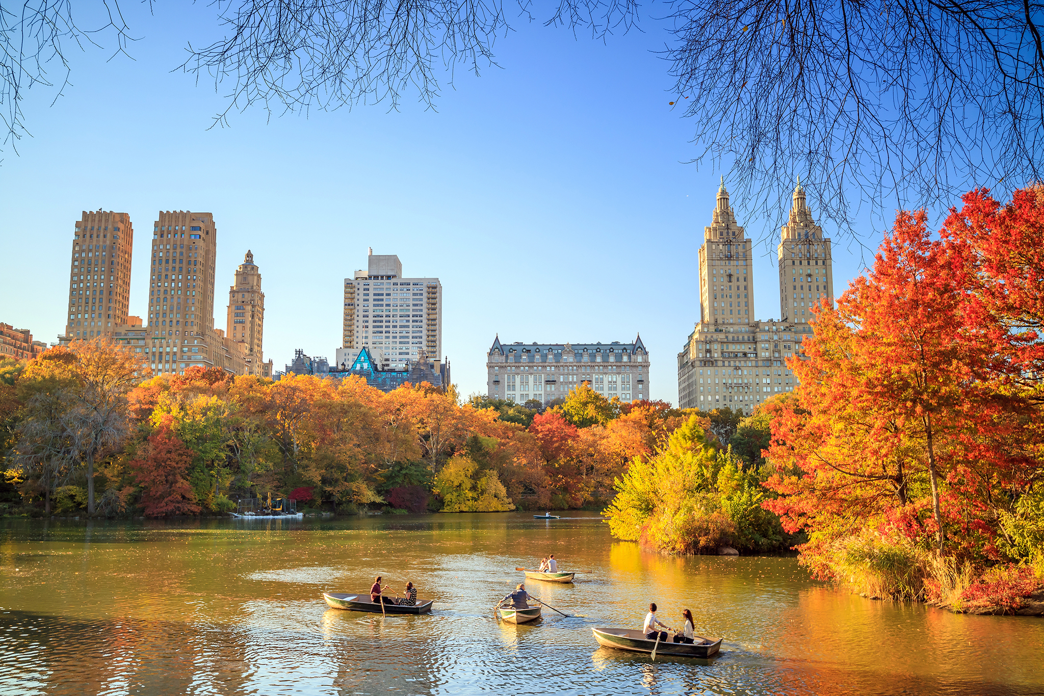 Upstate New York Fall Hd Wallpaper Fall Foliage In New York From Central Park To The Catskills