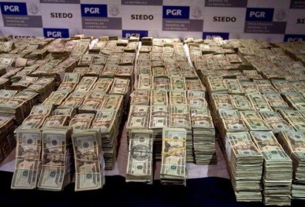 Hình ảnh Biệt thự đại gia buôn ma túy chứa hàng nghìn cọc tiền số 4