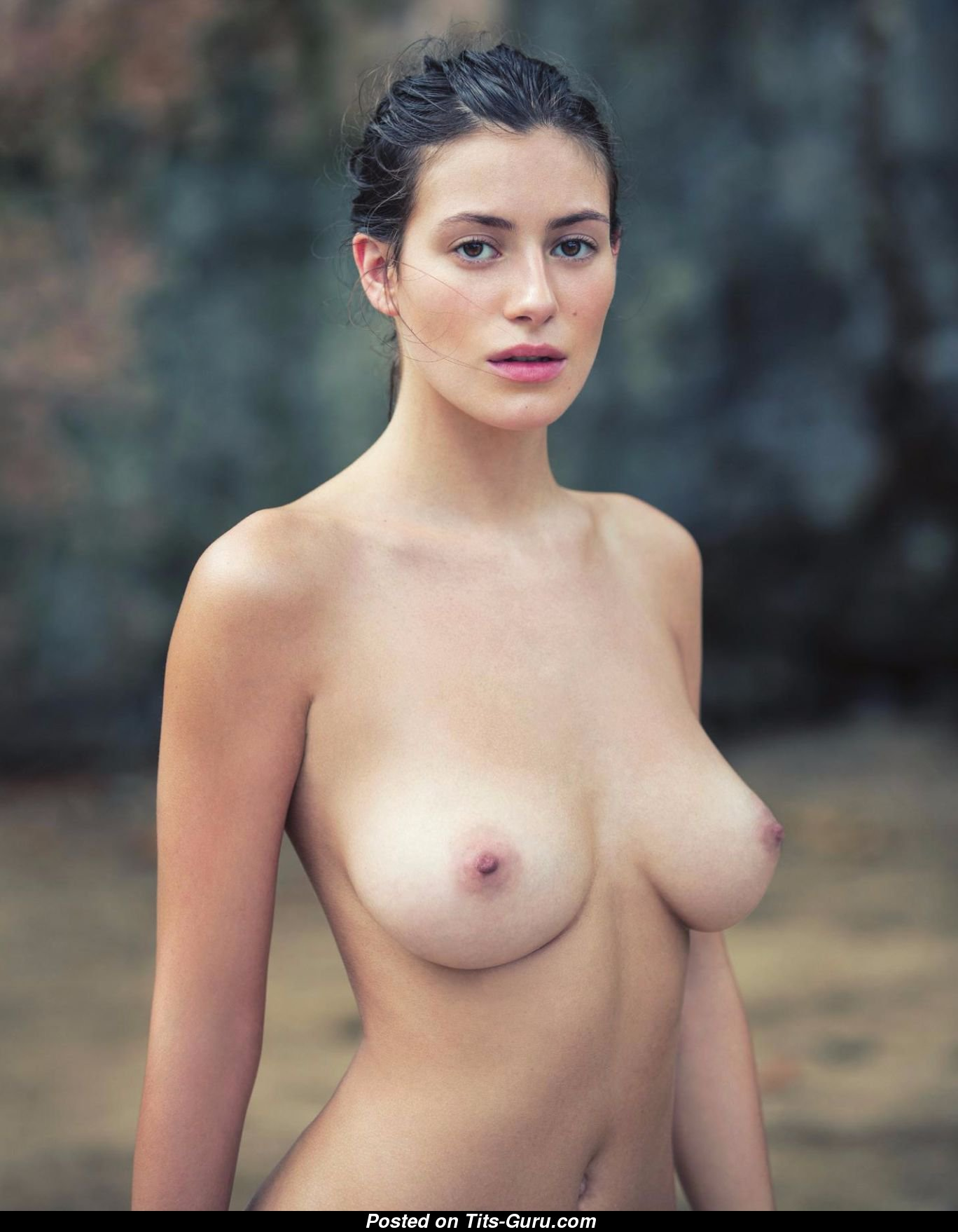 Alejandra Guilmant Topless Alejandra Guilmant Brunette Babe With Bare Real Soft Tots Sexual